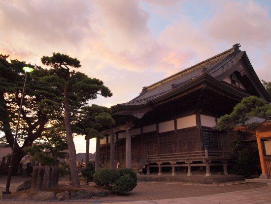 Choutokuji Temple: 長徳寺 本堂