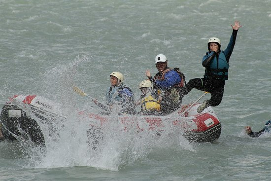 La Vague Rafting