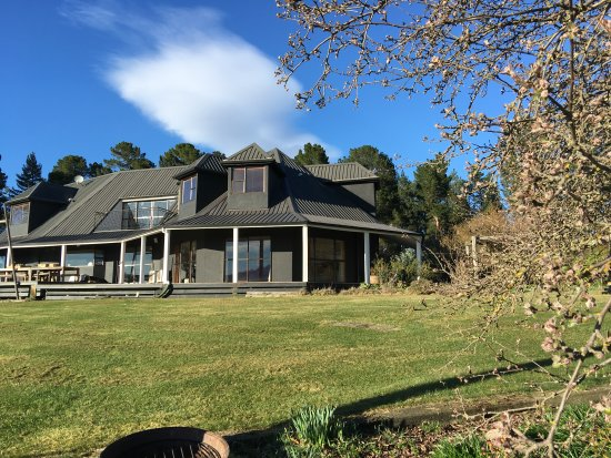 Ranfurly, New Zealand: Kokonga Lodge 2017