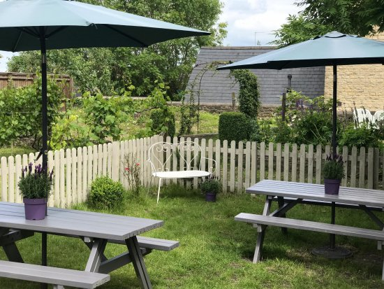 We invite you to relax in our beautiful open gardens here at Jenny's Brackley.