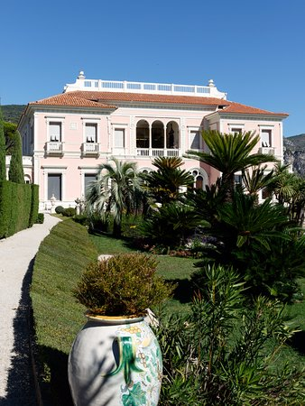 Villa & Jardins Ephrussi de Rothschild - Bild von Villa & Jardins ...