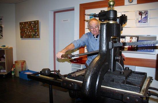 Musee de l'Imprimerie Typographique