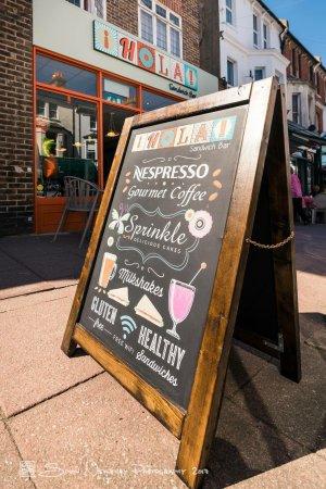 Bexhill-on-Sea, UK: Hola Sandwich Bar