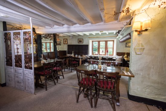 Easenhall, UK: Our Restaurant