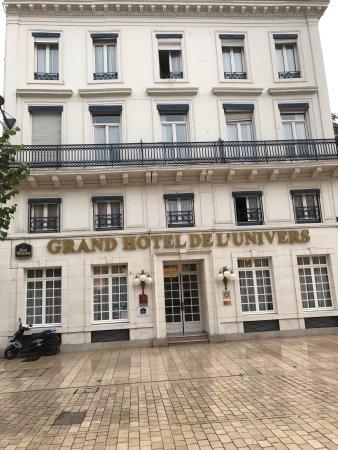Photo0 Jpg Picture Of Grand Hotel De L Univers Amiens Tripadvisor