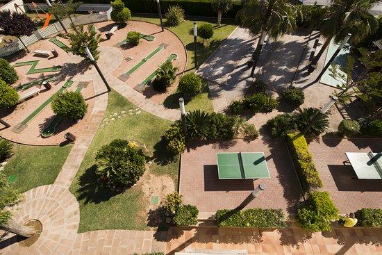 Hotel Helios Mallorca: Pingpong, minigolf, bowls
