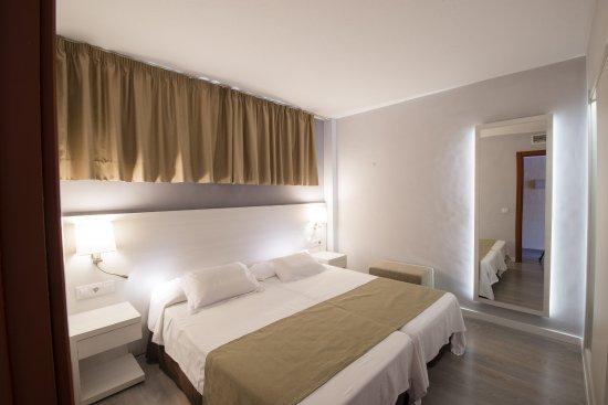 Hotel Helios Mallorca: Apartment bedroom