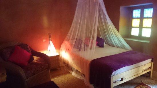 Nkob, Maroc : chambre double