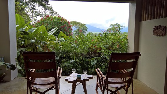 Lost Iguana Resort & Spa: So the view is really nice!
