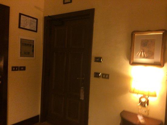 Grand Hotel Baglioni Firenze: standard twin