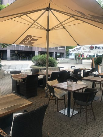 Terrasse Picture Of Farry S Coffee Grill Bar Munich