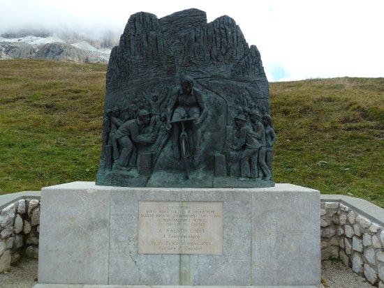 Monumento a Fausto Coppi