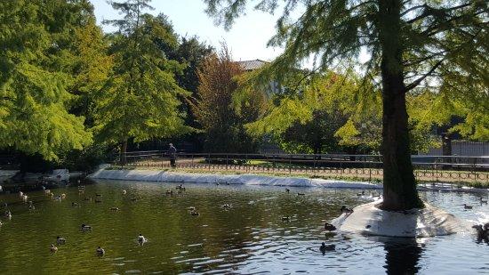 Parque de los Pueblos de Europa