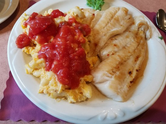 Ranch House Restaurant: Sweet & Spicy Haddock