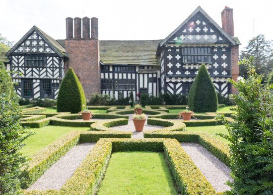 Congleton, UK: The Knot Garden