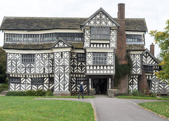 Congleton, UK: Little Moreton Hall