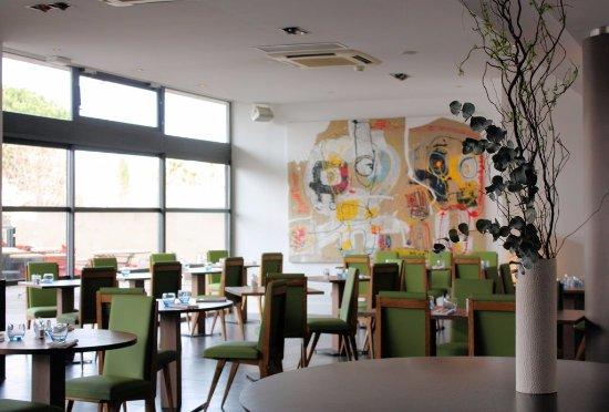 Victor Cafe: salle restaurant 1