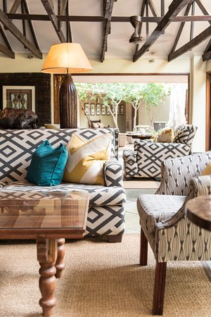 Ghost Mountain Inn: Relax And Enjoy The Unique African Decor And Comfort