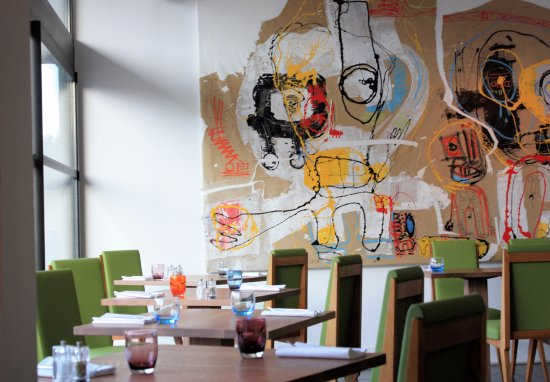 Victor Cafe : Salle restaurant 2