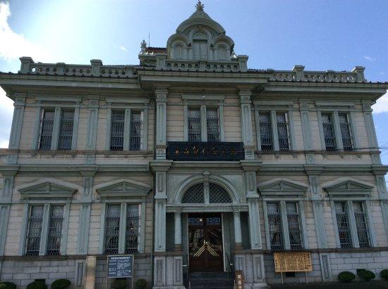 Former Fifty-Ninth Bank Aomori Bank Museum: 和風にも洋風にも見れる建築様式