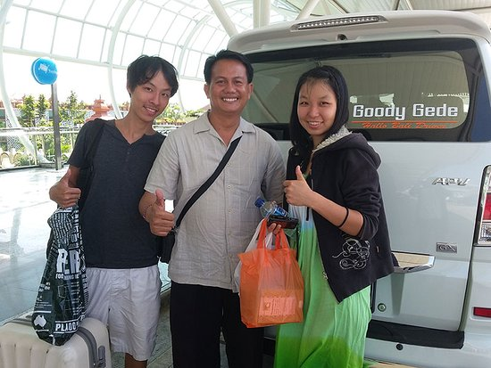 Bali Goody Gede Tours Drivers