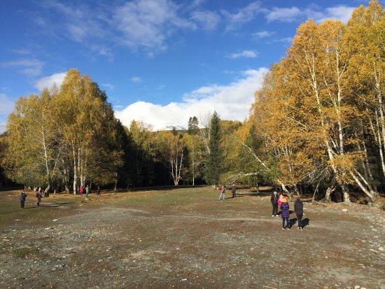 Burqin County 사진