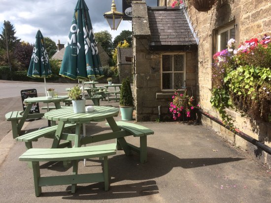 Ashover, UK: The Black Swan