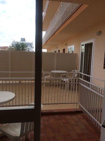 Primeira Cruz: Отель Rosa Nautica, балкон номера 123