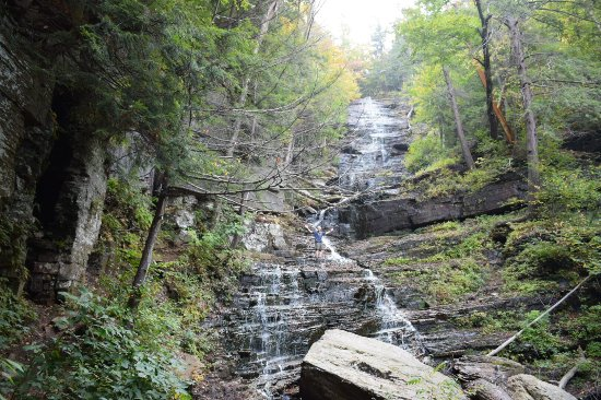 Lye Brook Falls: photo0.jpg