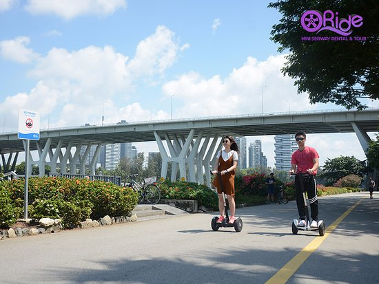 ‪O-Ride Singapore Mini Segway Tours‬
