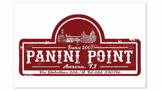 Aurora TJ Italian Panini Point: logo