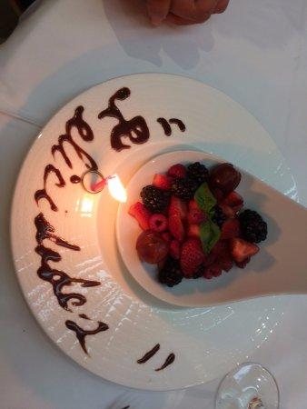 Alfredo di Roma: Birthday Desert