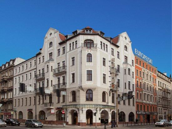 Europejski Hotel: Hotel Europejski