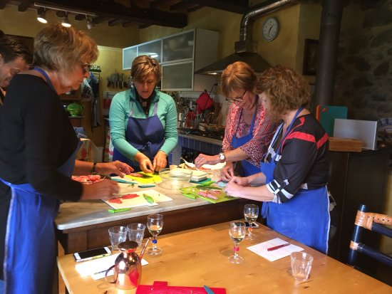 Aquilea, Italy: Cooking Class