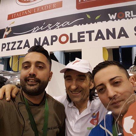 La Pizza di Aniello Mansi