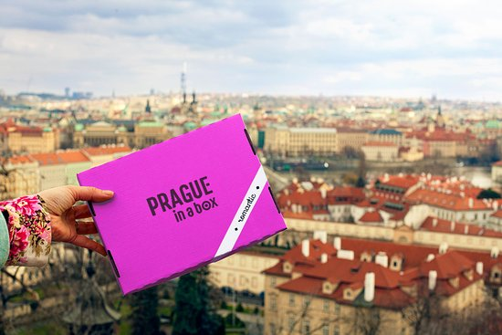 ‪Prague in a Box‬