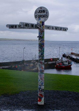Fife, UK: John o Groats