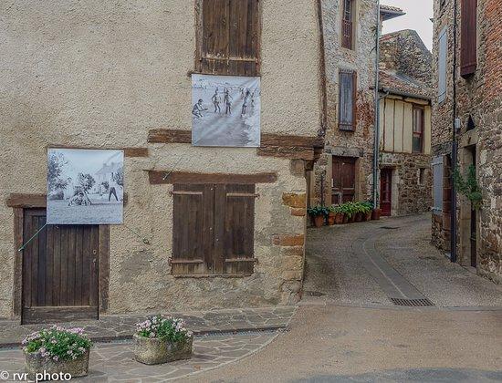 Calle principal de Monesties