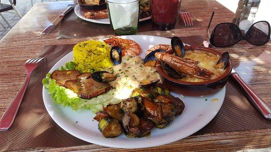 Le Beausset, Francia: Excellent restaurant. Cuisine raffinée et soignée. Restaurant à recommander fortement.  Abdel es