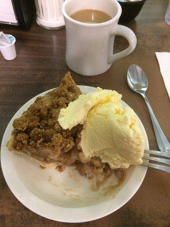 Hamilton, MT: Superb homemade Dutch Apple Pie