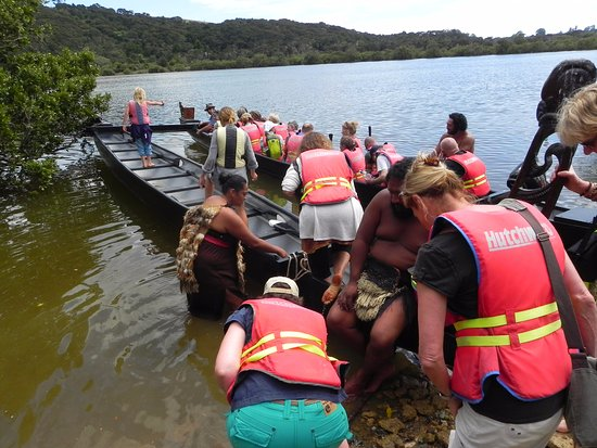 Taiamai Tours Heritage Journeys: Climbing aboard the Waka down river