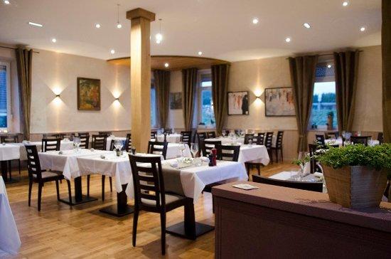 Wimmenau, France: Salle à manger