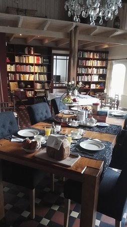 Geesteren, Holandia: Ontbijt