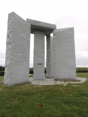 Elberton, GA: 조지아 가이드스톤(Georgia Guidestones)
