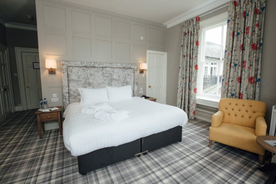 The Hydro Hotel, Windermere: Lakeview Club Double
