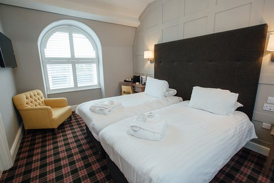 The Hydro Hotel, Windermere: Lakeview Club Twin