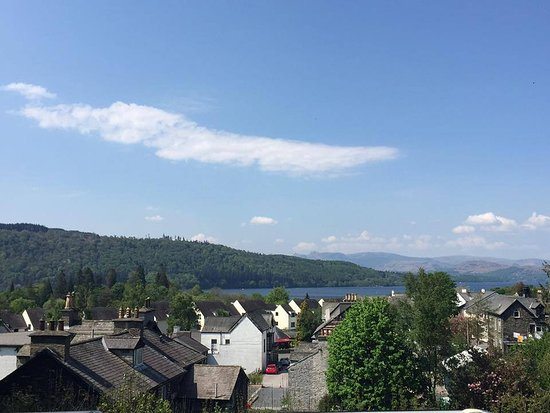 The Hydro Hotel, Windermere: View from Grounds