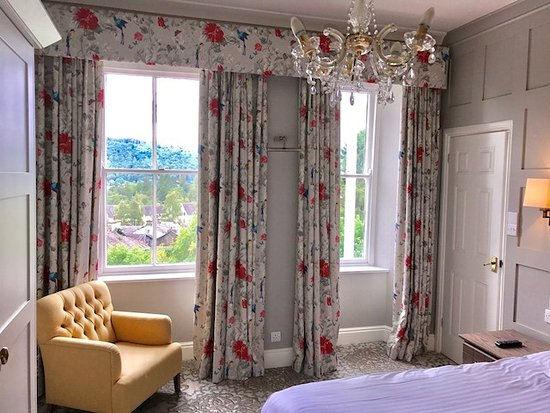 The Hydro Hotel, Windermere: Lakeview Room