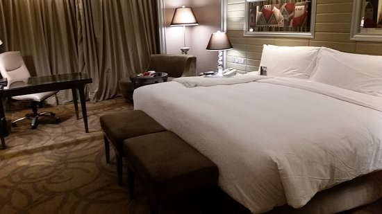 Great service, location and amazing bed