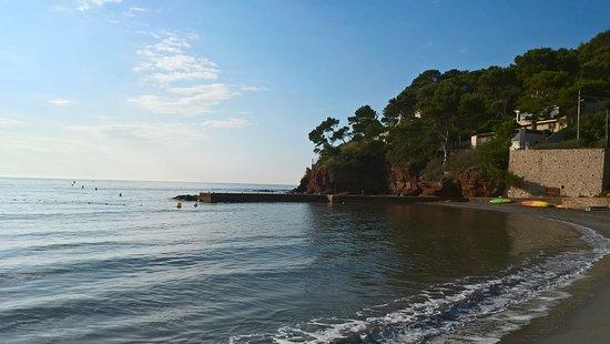 plage des sablettes - la seyne-sur-mer